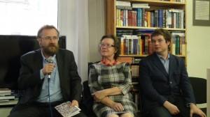 Евразийцы-народники почтили память Сергея Эфрона и Марию Спиридонову