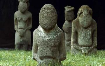Скифские статуи (часть 1)