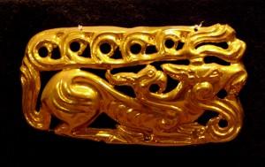 Яценюк передал золото скифов США