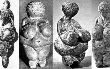 Венера из Костёнок