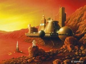 Александр Брежнев: Русский Марс