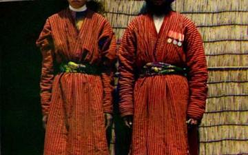 Туркмены в составе царской армии.Текинский конный полк