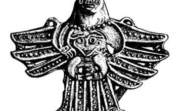 «Звериный стиль» Древних Финно-Угров