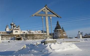 Сакральные места Евразии.Соловецкий монастырь