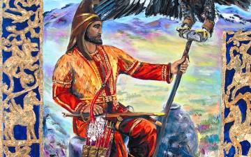 Среднеазиатские Скифы-Саки