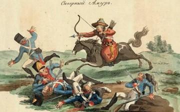 Башкирские полки в Отечественной войне 1812 года.