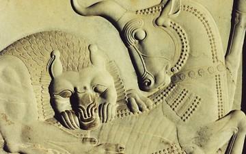 Иранский миф о творении мира