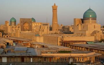 Сакральные места Средней Азии, «священная и благородная» Бухара.