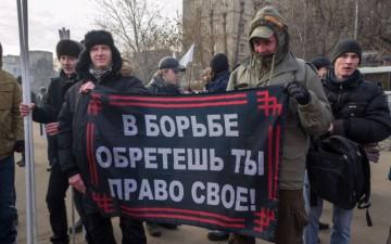 Как в Москве прошёл «марш медиков»