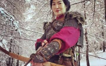Костюм женщин-воительниц у ранних кочевников