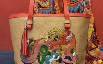 Скифские дамские сумки
