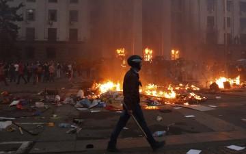 Памяти одесской трагедии… (Скифская реконкиста ещё впереди!)