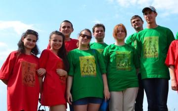 Евразийские этнотренинги Новых Скифов в Приднестровье