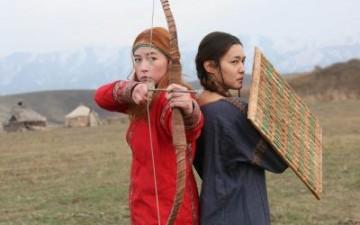 В Казахстане американцы снимают фильм про амазонок