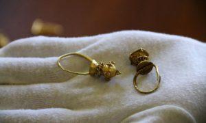 В Крыму археологи нашли новое «скифское золото»