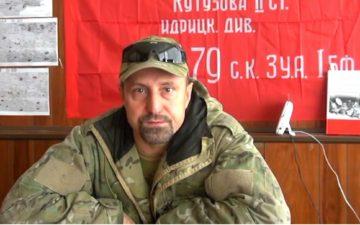 Александр Мединский и «Скиф» Александр Ходаковский