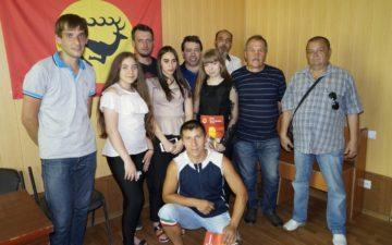 К 100-летию «Шестого июля» Новые Скифы Новороссии провели учредительный съезд