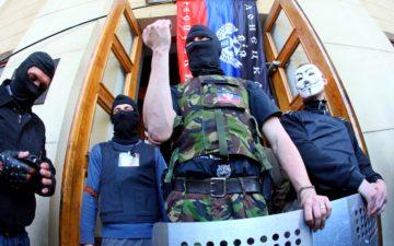 Будущее Новороссии — вооружённый народ!