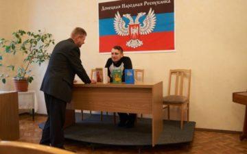 В ДНР прошла презентация «Скифов» и книг Зарифуллина