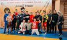 Скифский турнир по боевому джиу джитсу состоялся в Воронеже