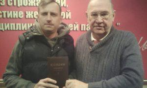 Новые скифы Новороссии посетили «Сталинские чтения»