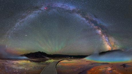 Астроном превратил движения галактики в блюз