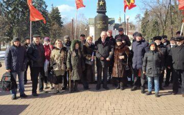 День рождения Донецкой красной армии