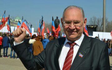 В  будущее нашей республики смотрю с оптимизмом. 7 лет со дня провозглашения  Донецкой Народной Республики.