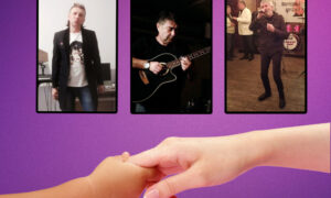 Концерт «Рука помощи» в Донецке