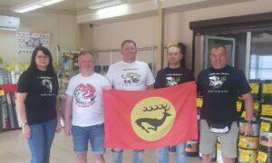 Рабочее собрание «Новых скифов» в Калининграде